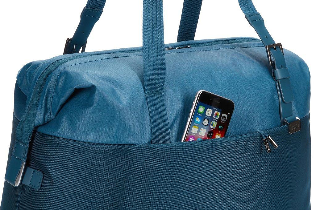 Thule Spira Weekender Bag 37L putna ženska torba tirkizna