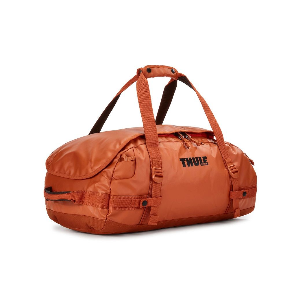 Sportska/putna torba i ruksak 2u1 Thule Chasm S 40L narančasti