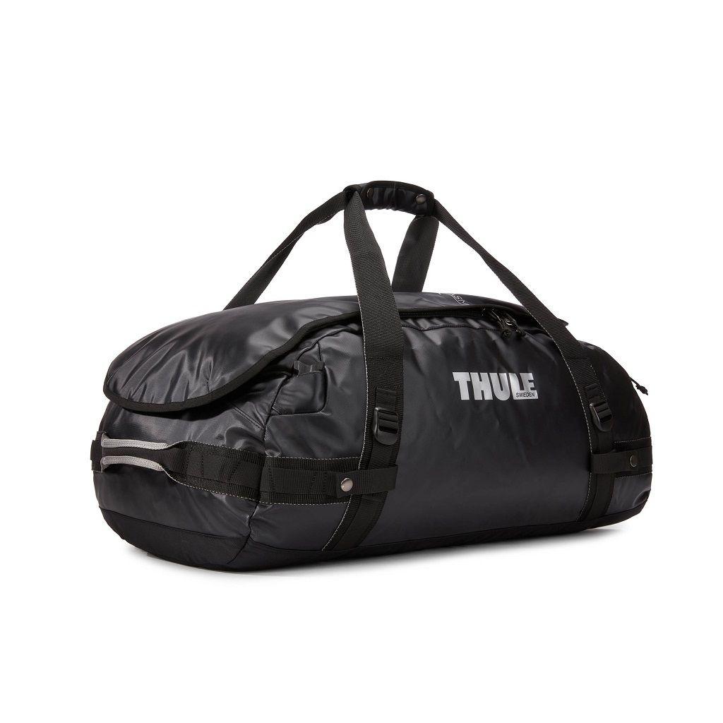 Sportska/putna torba i ruksak 2u1 Thule Chasm M 70L crni