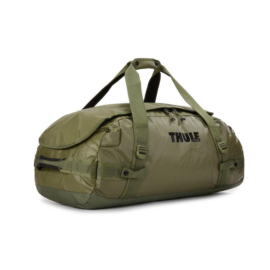 Sportska/putna torba i ruksak 2u1 Thule Chasm M 70L zeleni