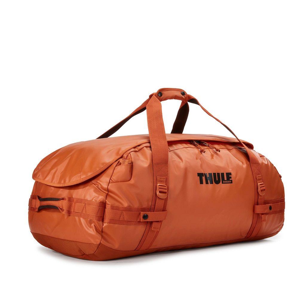 Thule Chasm 90L ruksak naranđžasti