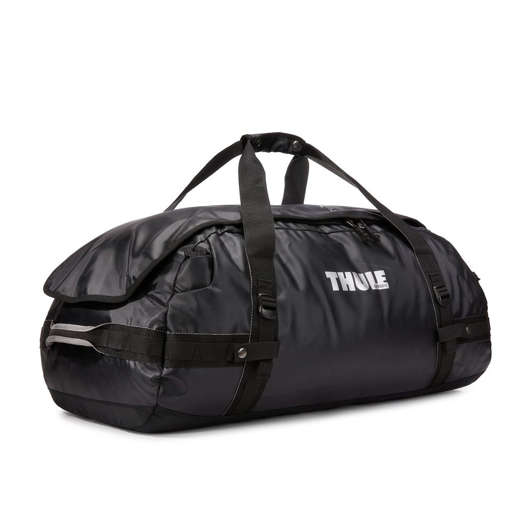 Sportska/putna torba i ruksak 2u1 Thule Chasm L 90L crni