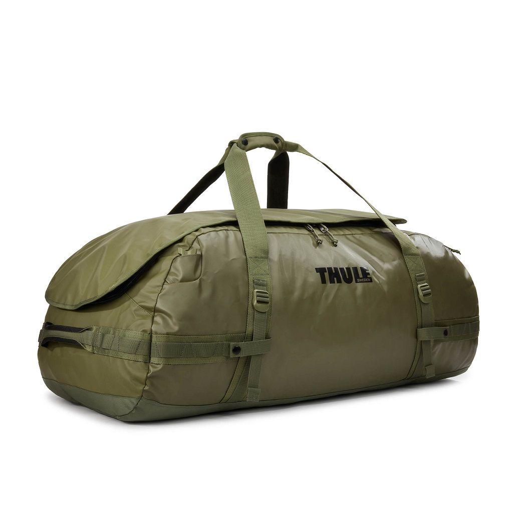 Sportska/putna torba i ruksak 2u1 Thule Chasm XL 130L zeleni