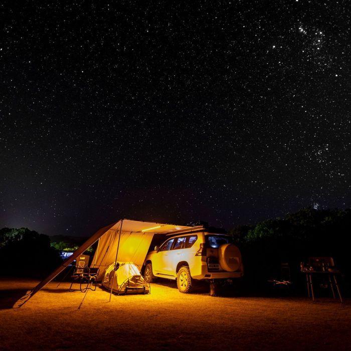 ARB tenda za vozila 2,5 x 2,5m s led osvjetljenjem