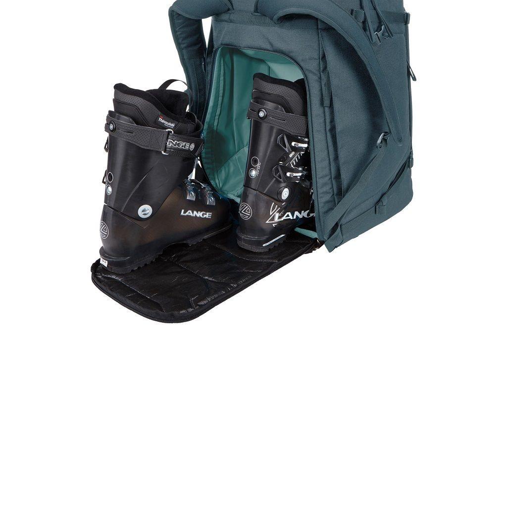 Thule RoundTrip Boot Backpack 60L torba za pancerice tirkizni