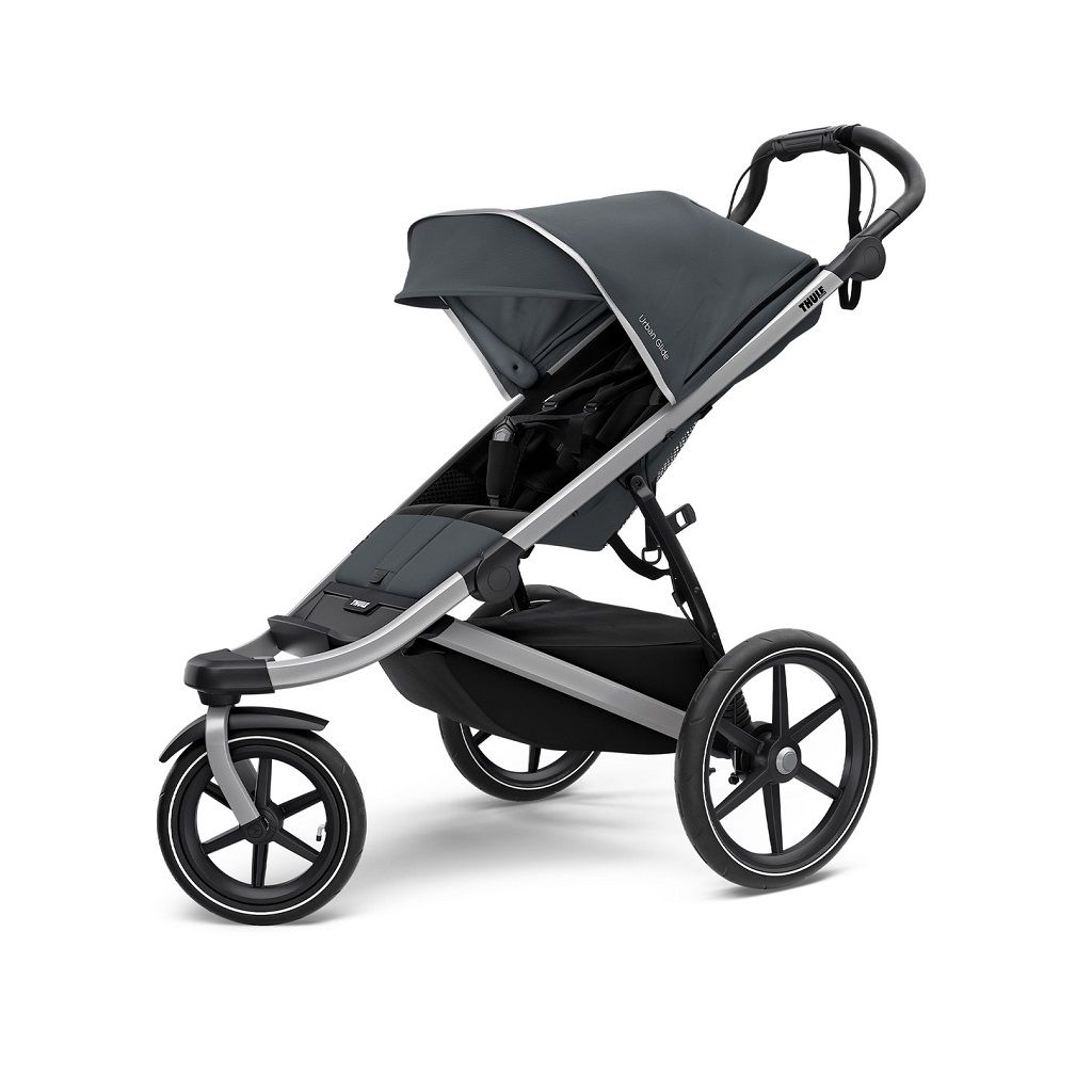 Thule Urban Glide 2 siva dječja kolica za jedno dijete